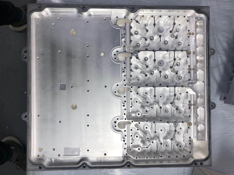 通讯滤波盒镀银